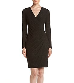 Calvin Klein Glitter Knit Dress
