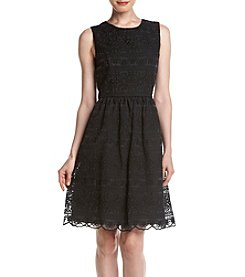 Tommy Hilfiger® Corded Lace Dress