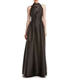 Adrianna Papell® Mikado Satin Dress