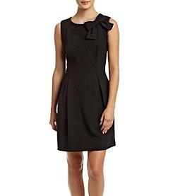 Jessica Howard® Petites'  Bow Dress