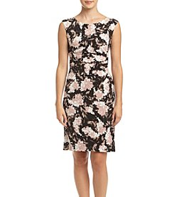 Jessica Howard® Petites' Floral Sheath Dress