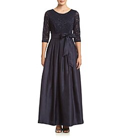 Jessica Howard® Petites' Long Dress