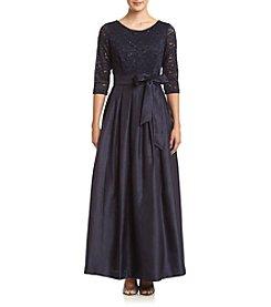 Jessica Howard® Petites' Long Dress