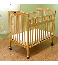 LA BABY Safety Gate Pocket Portable Folding Crib