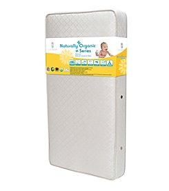LA BABY Natural l Crib Mattress