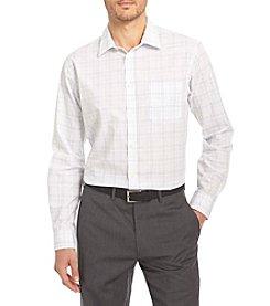 Van Heusen® Men's Stretch, No-Iron, Long Sleeved Woven