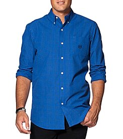 Chaps® Men's Long Sleeve Solid Easy-Care Button Down Shirt