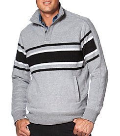 Chaps® Men's Fleece Mock Neck Fleece