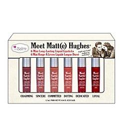 theBalm Meet Matt(e) Hughes Gift Set