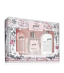 philosophy® Amazing Grace Jumbo Set (A $128 Value)
