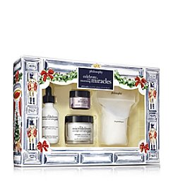 philosophy® Celebrate Your Morning Miracles Gift Set ( $110 Value)