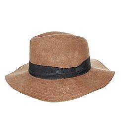 Nine West® Faux Suede Rancher Hat