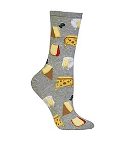 Hot Sox® 1 Pair Cheese Socks