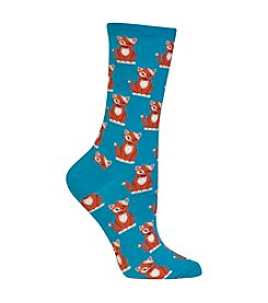 Hot Sox® 1 Pair Cats Socks