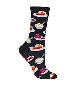 Hot Sox® 1 Pair Thanksgiving Feast Socks
