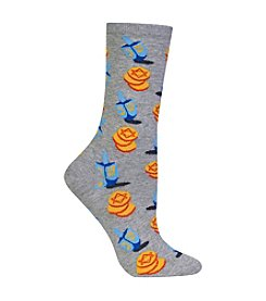 Hot Sox® 1 Pair Dreidel And Gelt Dress Socks