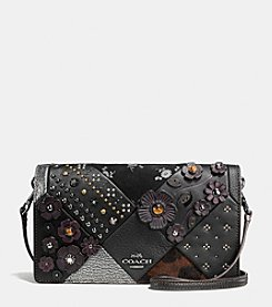 COACH CANYON QUILT FOLDOVER CROSSBODY