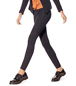 HUE® Loafer Skimmer Leggings