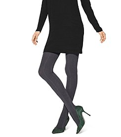 HUE® Textured Tights With Control Top