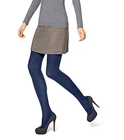 HUE® Flat Knit Sweater Tights