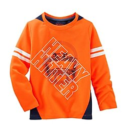 OshKosh B'Gosh® Boys' 4-7 Long Sleeve Heavy Hitter Tee