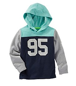 OshKosh B'Gosh® Boys' 2T-7 Colorblock Hoodie