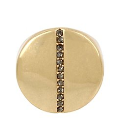 Kenneth Cole® Pave Circle Ring