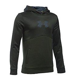 Under Armour® Boys' 8-20 Storm Logo Hoodie
