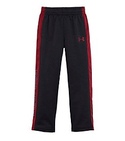 Under Armour® Boys' 2T-7 Twist Stampede Fleece Pants