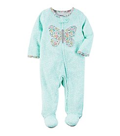 Carter's® Baby Girls' Floral Butterfly Footie