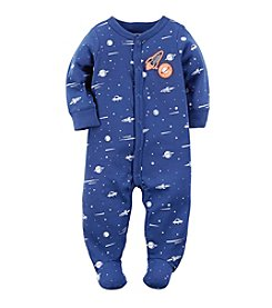 Carter's® Baby Boys' Spaceship Footie