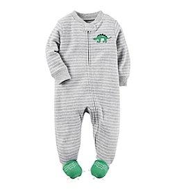 Carter's® Baby Boys' Stegosaurus Footie