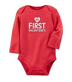 Carter's® Baby My First Valentine's Bodysuit