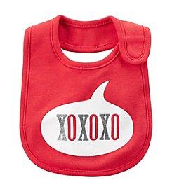 Carter's® Baby Girls' XOXOXO Bib