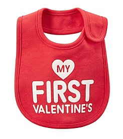 Carter's® Baby My First Valentine's Bib
