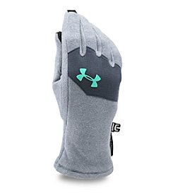 Under Armour® Girls' Fleece Gloves