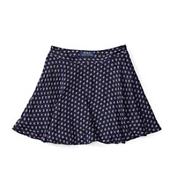 Polo Ralph Lauren® Girls' 7-16 Flounce Skirt