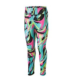 adidas® Girls' 2T-6X Printed Tights