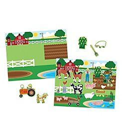 Melissa & Doug® Reusable Sticker Pad - Habitats
