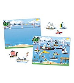 Melissa & Doug® Reusable Sticker Pad - Vehicles