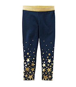 Carter's® Girls' 2T-8 Star Leggings