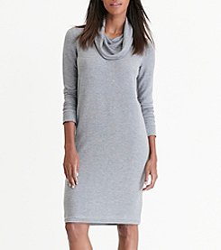 Lauren Active® Cowl Neck Dress