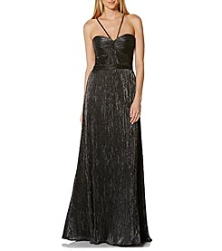 Laundry by Shelli Segal® Pleated Gown