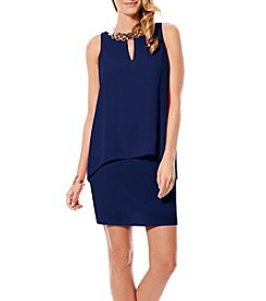 Laundry by Shelli Segal® Keyhole Dress