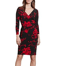 Lauren Ralph Lauren® Floral Sheath Dress