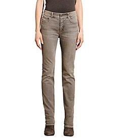 Lauren Ralph Lauren® Petites' Premier Stretch Straight Jeans
