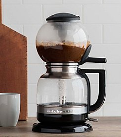 KitchenAid® Siphon Coffee Brewer + $30 Visa Prepaid Card by mail