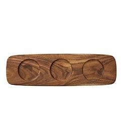 Villeroy & Boch® Artesano Original Acacia Wood Dip Bowl Tray