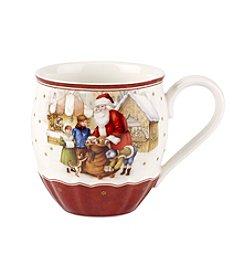 Villeroy & Boch® Jumbo Santa Mug