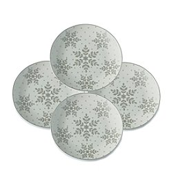 Mikasa® Set of 4 Winter Flurries Salad Plates